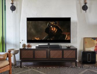 Sonos Playbase vanaf nu beschikbaar