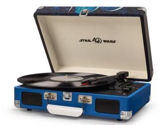 Crosley maakt Star Wars-platenspeler voor Record Store Day