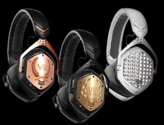 V-Moda onthult nieuwe Crossfade 2 draadloze hoofdtelefoon