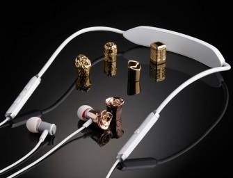 Forza Metallo draadloze ergonomische hoofdtelefoon van V-Moda