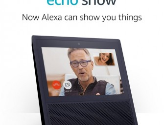Amazon stelt Echo Show voor in VS