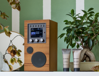 Stichter van Tivoli Audio brengt eigen Como Audio Amico wifiradio