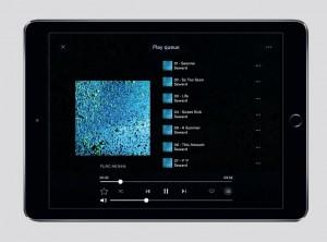 Naim Streaming app