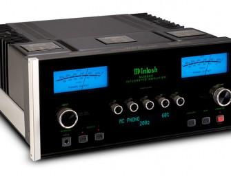 McIntosh MA8900 versterker en MCD350 cd-speler bekend gemaakt