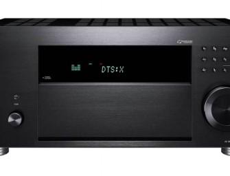 Onkyo brengt twee AV-receivers met THX Select-certificaat