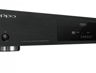 Update brengt Dolby Vision naar Oppo UDP-203 en UDP-205