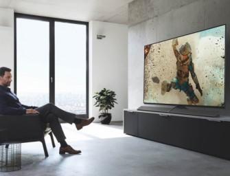 Panasonic tv line-up 2017 groot prijsverschil binnen Benelux