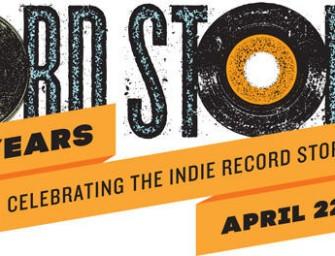 Record Store Day 2017 verhoogt vinylverkoop met 200%