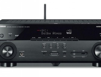 Nieuwe Yamaha Aventage AV-receivers met Dolby Atmos, Dolby Vision en DTS:X