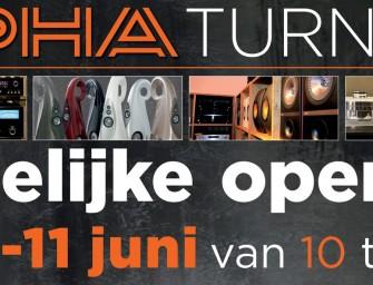 Alpha Turnhout opent tijdens weekend 10 & 11 juni