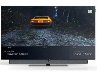 Loewe lanceert Bild 4 OLED tv