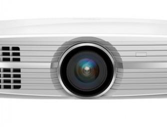 Nieuwe 4K HDR projectoren van Optoma