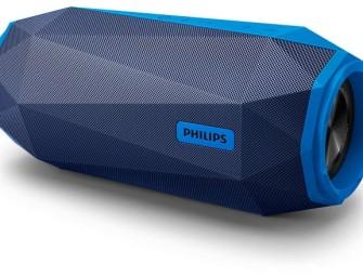 Philips ShoqBox SB500 Bluetoothluidspreker gelanceerd