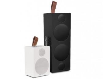 Quadral brengt nieuwe vloerstaanders en draadloze speakers