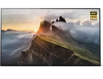 Sony 77 inch 4K OLED tv krijgt prijskaartje van 20 000 dollar mee