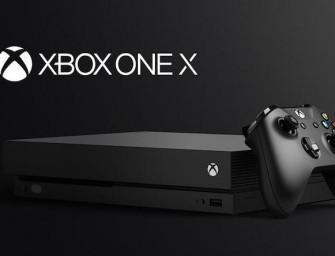 Microsoft brengt gaming in 4K met de Xbox One X