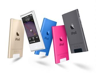 Apple stopt met iPod Nano en iPod Shuffle