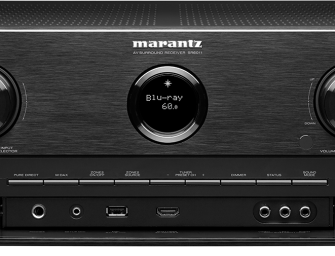 Marantz SR6011 AV-Receiver review