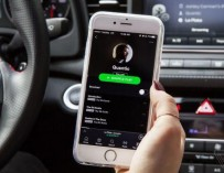 spotify driving mode