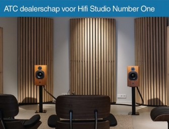 The Hifi Studio Number One vanaf nu verdeler van ATC Hifi