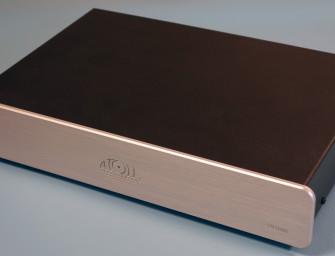 Maak kennis met de Atoll Electronique PH100 phono voorversterker
