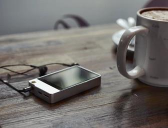 Hidizs AP200, Kickstarter Android HiFi Music Player