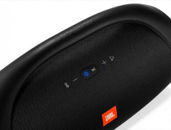JBL maakt grootste draadloze luidspreker