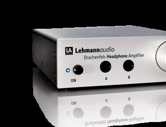 Ontdek de nieuwe modulaire hoofdtelefoonversterker van Lehmann Audio