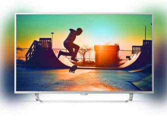 Philips brengt voor het eerst OLED tv van 65 inch en Quantum Dot LCD's