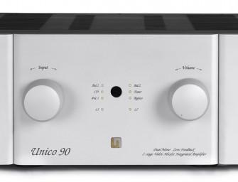 Unison Research brengt Unico 90 versterker