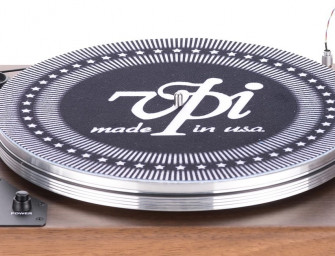 VPI introduceert nieuwe all-in-one platenspeler