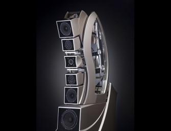 Wilson WAMM Master Chronosonic luidsprekers zijn enkel voor de jetset