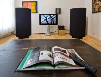 Ervaar het Quad belevingshuis bij Poulissen Audio Video Center Roermond