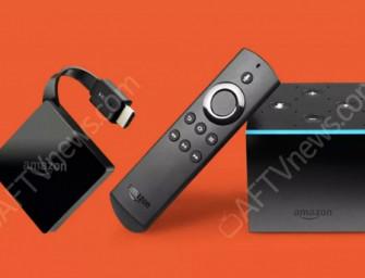 Krijgt nieuwe Amazon Fire TV 4K, HDR en Alexa?