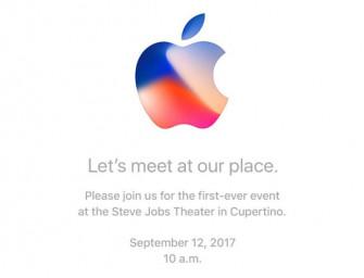 Apple bevestigd iPhone 8 release op 12 september
