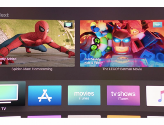 Apple TV 4K box heeft 4K, HDR en Dolby Vision