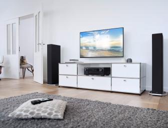 Denon zorgt voor spectaculair surround sound met nieuwe AV-receivers