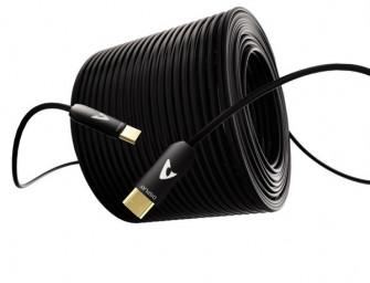 Hama toont Avinity actieve optische HDMI-kabel op IFA