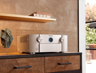 Marantz brengt baanbrekende technologieën in splinternieuwe thuisbioscoop-AV