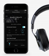 Bowers & Wilkins PX app
