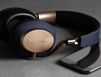 Bowers & Wilkins PX hoofdtelefoon gelanceerd