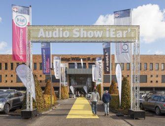 Audio Show iEar' op 11 & 12 november in Willem II stadion