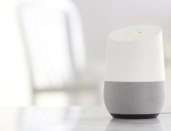 Nieuwe Google Home met touchscreen gespot in Google appcode