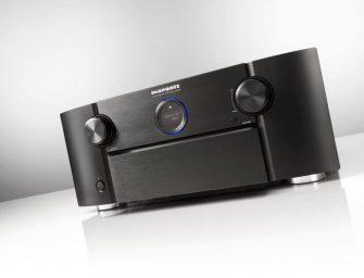 Marantz stelt nieuwe referentie AV-receiver SR8012 voor