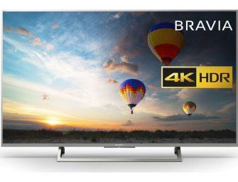 Sony bereidt Dolby Vision HDR update voor 4K tv's voor